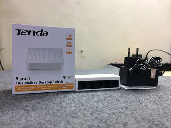 switch tenda n300